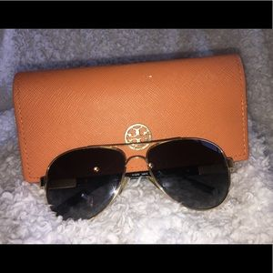 Tory Burch: Women's Sunglasses lightly used